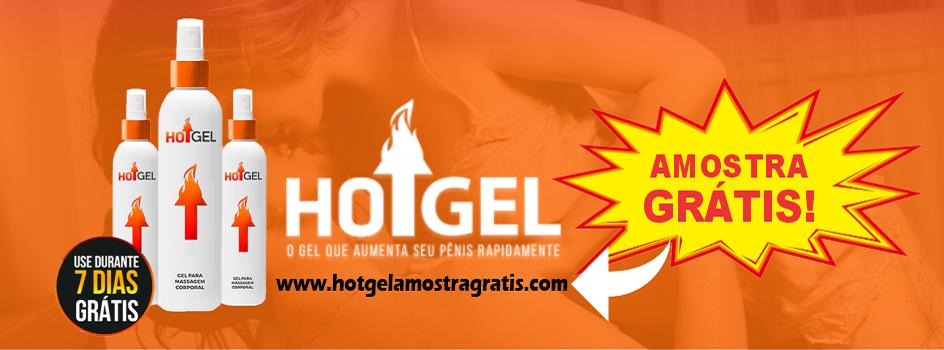Imagem do Hotgel Amostra Gratis